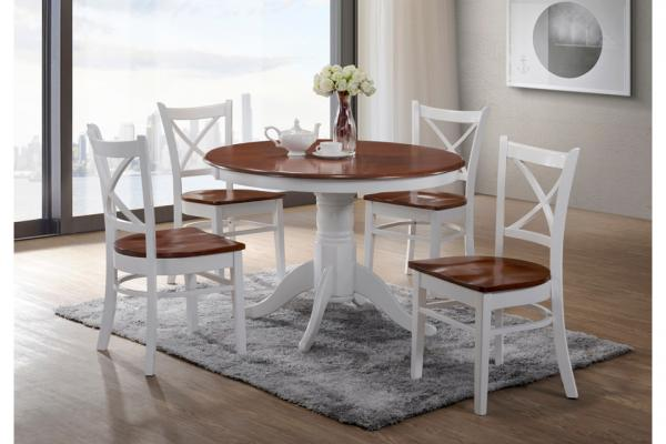 Crossback 5pce Dining Suite