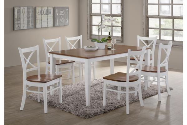 Crossback 7pce Dining Suite
