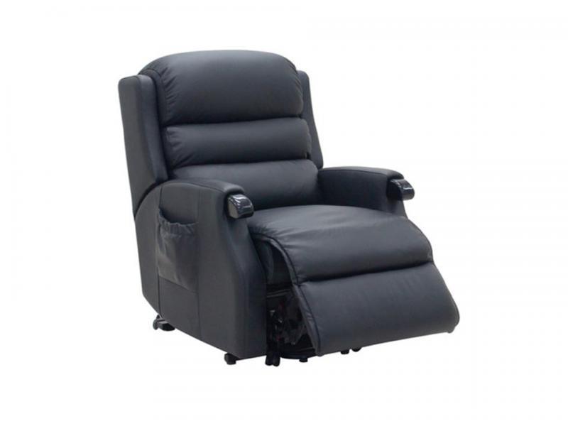 La Z Boy Napier Lift Chair Cat L Leather Vip Furniture